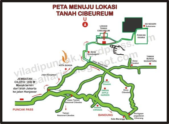 peta kampung sindang sukanagalih